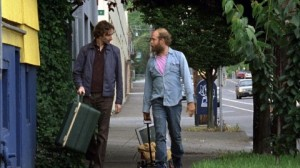 Daniel London e Will Oldham