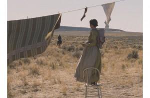 O filme mostra a rutina, lonxe da épica do western