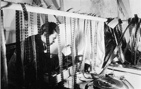 """Henri Langlois definió a Joris Ivens como """"el más grande de los montadores y el más grande documentalista vivo"""" en 1957"""