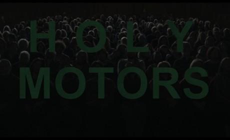 holy motors título