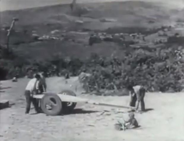 O carro e o homen (Antonio Román, 1940)