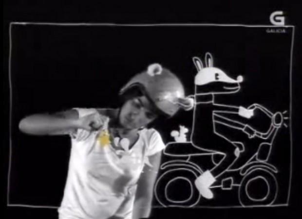 O forma do proxecto Nemo,  con pintores galegos, inspirouse no filme de Clouzot 'Le mystère Picasso'.