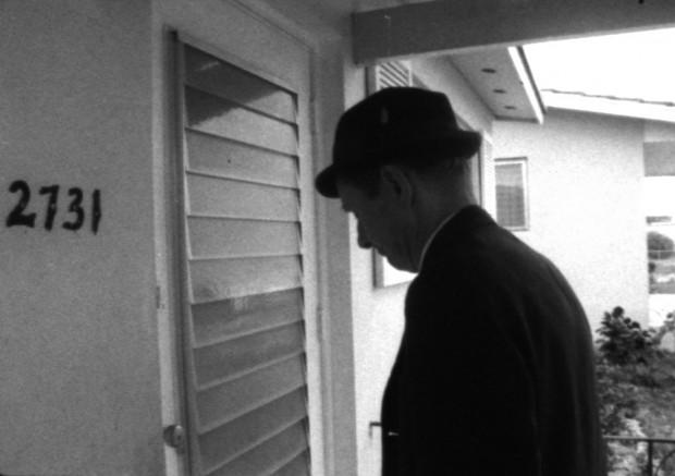 """""""Una simple secuencia (en el límite, un solo plano) puede revelar el funcionamiento textual de todo un film"""", explica Weinrichter, que cita una secuencia de 'Salesman' como ejemplo para explicar a sus alumnos el cine directto"""
