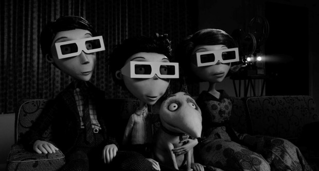 Frankenweenie (Tim Burton, 2012)
