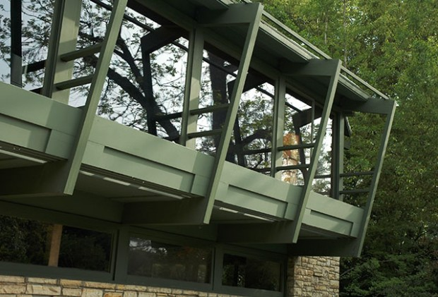 Schindlers Häuser (Heinz Emigholz, 2006)