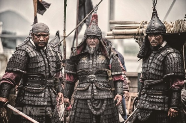 명량 (The Admiral: Roaring Currents, Kim Han-min, 2014)