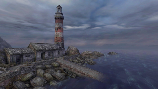 Dear Esther (Robert Briscoe & Ben Andrew, The Chinese Room, 2012)