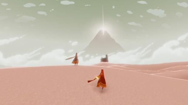 O xogo segue a narrativa clásica da viaxe do heroe, ata chegar á montaxe omnipresente no título.