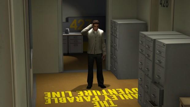 'The Stanley Parable', uno de los juegos más representativos de la nueva naración emergente.