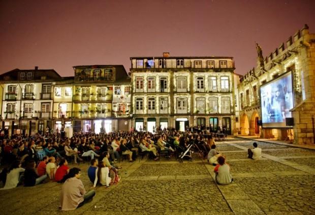 Cineclube Guimarães (Noites de Verão)