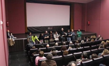 Presentación do filme 'Entreparadas' (Toño Chouza, 2013) no Cineclube Padre Feijoo de Ourense