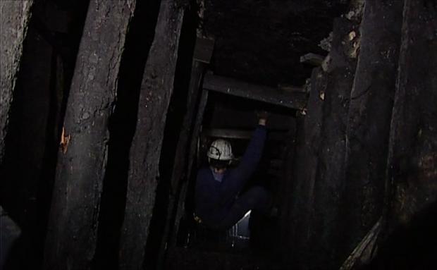 Fotograma do filme Tierra Negra (Ricardo Íscar, 2005)