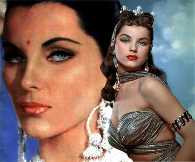 Debra Paget, For Example (Mark Rappaport, 2015)