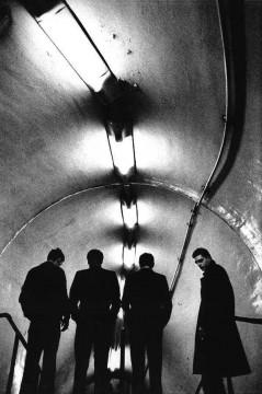 Joy Division. Fotografía de Anton Corbijn