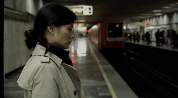 En 'Nómadas' (2013) contou con actores profesionais como Lucy Liu.