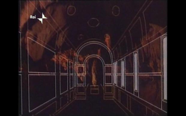 Viaje al origen del arte y de la propia filmografía en Con aura...sensz'aura: Viaggio ai confini dell'arte (2003)