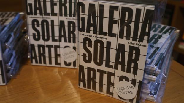 33 Laboratório Cinematico. Solar, 10 Anos