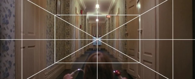35 Kubrick. One Point Perspective