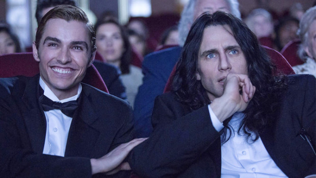 The disaster artist (James Franco)
