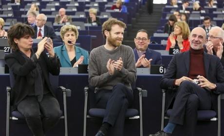 Copyright European Union 2017 Marie-Ange Luciani, Antoine Reinhartz i Philippe Mangeot
