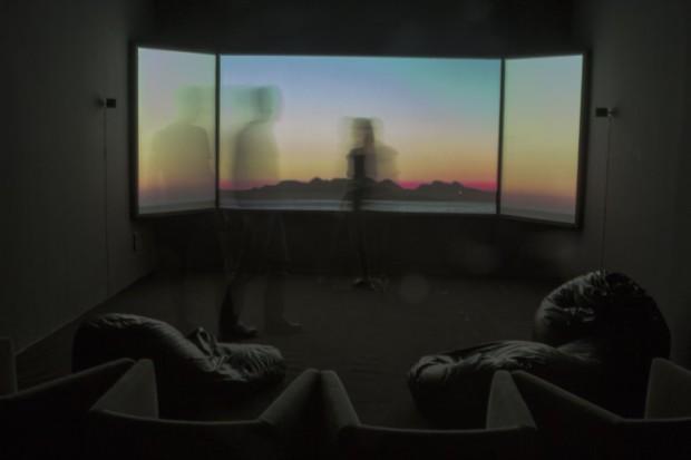 Interior / Exterior / Durante (2016) no Museo Marco