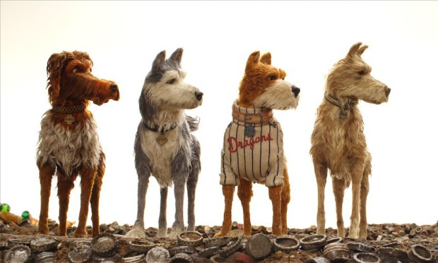 Isle of Dogs (Wes Anderson, 2018)