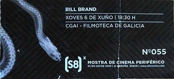 Bill Brand - Entrada (S8)